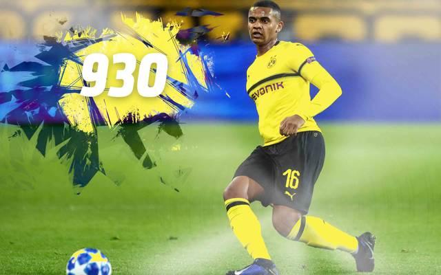 BVB, Champions League, Manuel Akanji