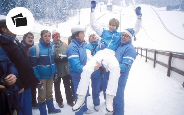 Matti Nykänen war der erfolgreichste Skispringer seiner Zeit - und fiel dann tief