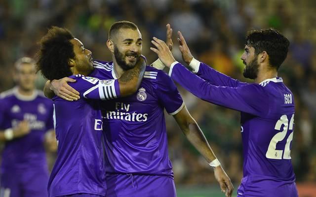Real Madrid will gleich mit sechs Spielern verlängern