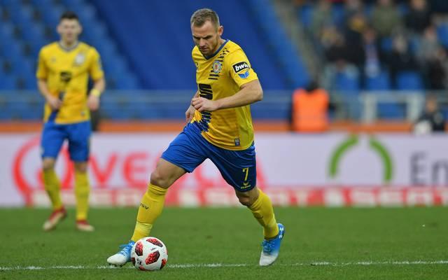 Bernd Nehrig wechselte in der Winterpause von St. Pauli nach Braunschweig