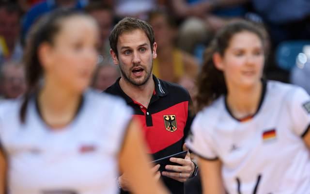 Bundestrainer Felix Koslowski zeigt sich vor WM-Beginn angriffslustig