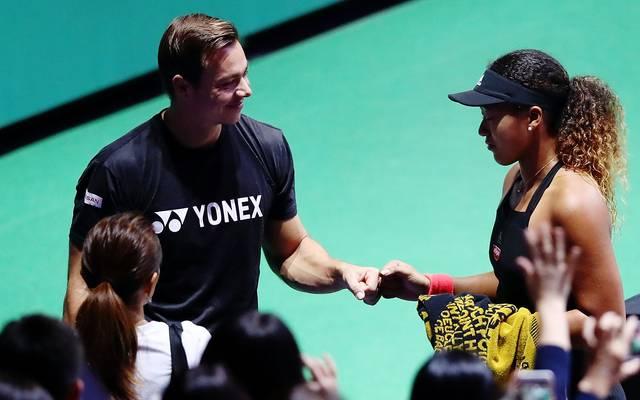 Tennis: Naomi Osaka spricht über Trennung von Coach Sascha Bajin
