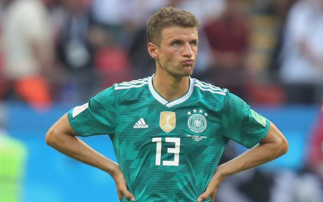 Thomas Müller will mit dem DFB-Team wieder positive Schlagzeilen schreiben