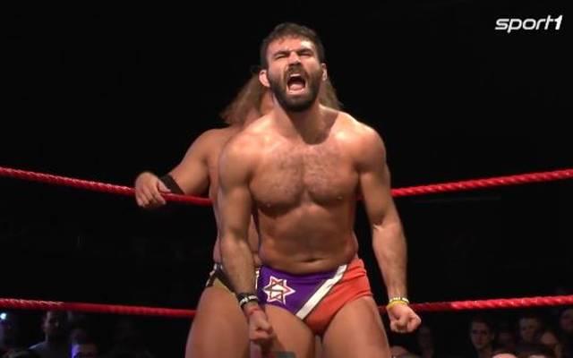 David Starr stand schon einmal 104 Minuten im Ring
