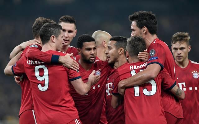 Der FC Bayern ist in der vergangenen Saison im Halbfinale an Real Madrid gescheitert