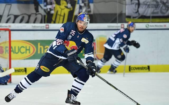 Eishockey, DEL, EHC Red Bull München, Derek Joslin