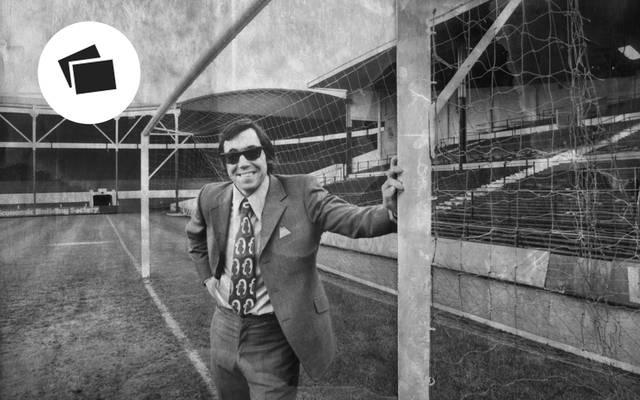 Gordon Banks war neben Peter Shilton der legendärste englische Torhüter