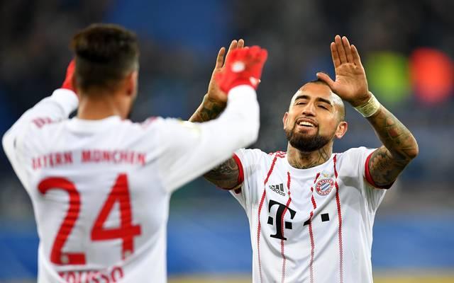 Der FC Bayern trifft im DFB-Halbfinale auf Bayer Leverkusen