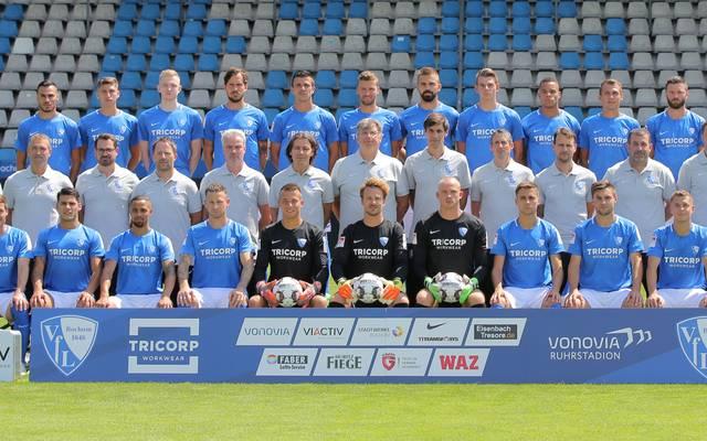 Mannschaftsfoto von VfL Bochum