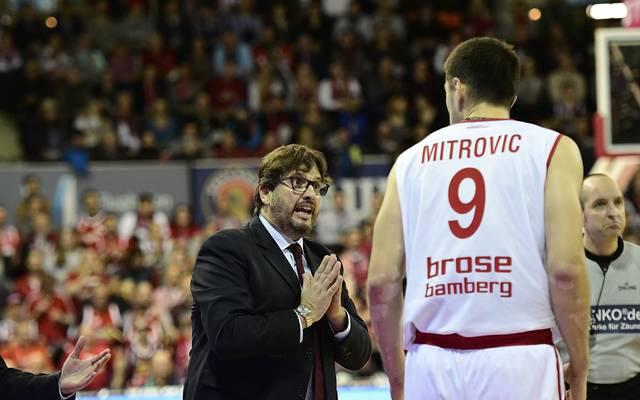 Brose Bamberg verliert in der Euroleague die Playoffs langsam aus den Augen