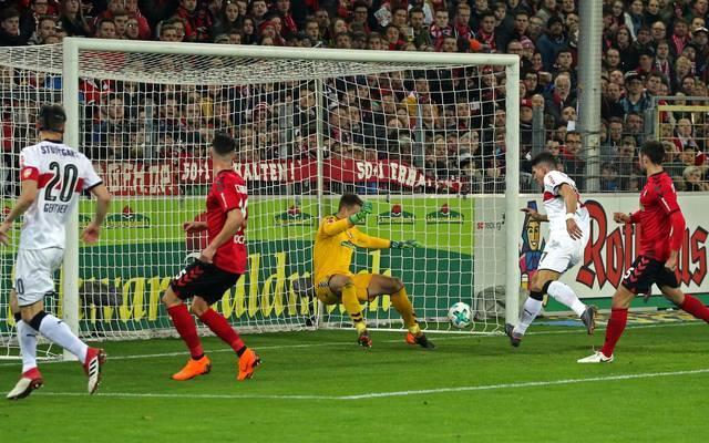Mario Gomez schnürt Doppelpack gegen Freiburg