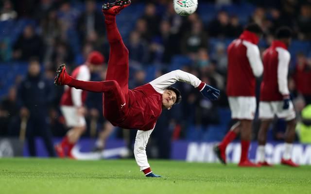 Alexis Sanchez wechselte vom FC Arsenal zu Manchester United