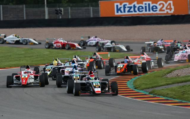 Die ADAC Formel 4 startet in Hockenheim