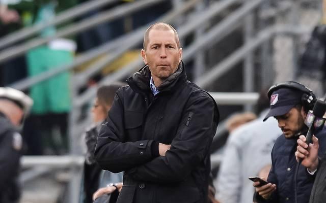 Gregg Berhalter übernimmt das Amt als Nationaltrainer der US-Fußballer