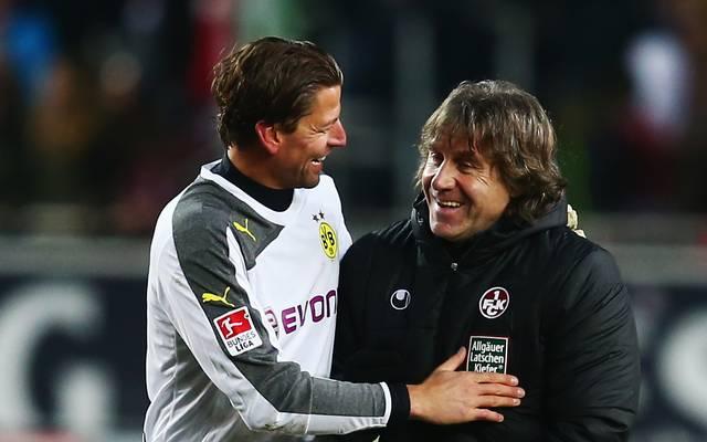 1. FC Kaiserslautern v Borussia Dortmund - Friendly Match