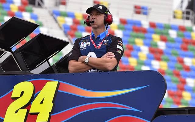 Chad Knaus: Daytona-Pole mit William Byron beim Ersteinsatz als #24-Crewchief