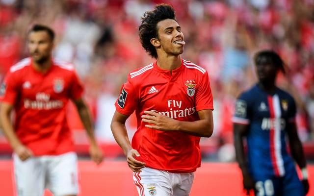 Joao Felix - Benfica Lissabon