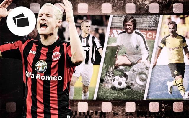 Sebastian Rode kehrt zu Eintracht Frankfurt zurück - damit gesellt er sich zu den Stars, die sich wieder ihrer alte Liebe anschlossen
