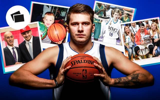 Luka Doncic spielt seit 2018 in der NBA für die Dallas Mavericks