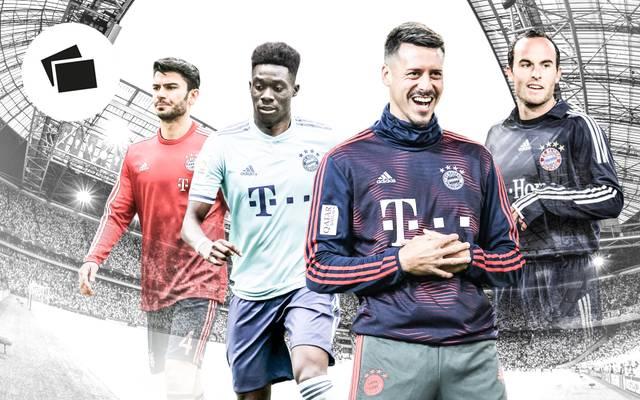 SPORT1 analysiert die bisherigen Wintertransfers des FC Bayern