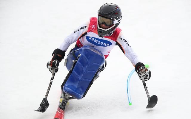 Para-Ski-WM: Anna Schaffelhuber holt Gold in der Abfahrt vor , Anna Schaffelhuber sammelte bei der Para-Ski-WM bereits drei Medaillen