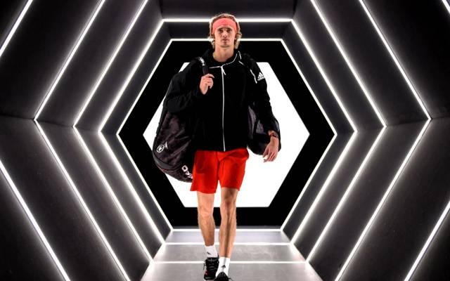 """Alexander """"Sascha"""" Zverev: Der deutsche Tennis-Star im Portrait"""