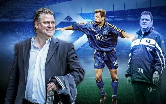 Frank Pagelsdorf war in Hamburg einst Coach des neuen HSV-Trainers Bernd Hollerbach