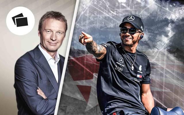 Peter Kohl hat für Lewis Hamilton lobende Worte übrig