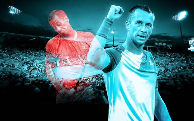 Philipp Kohlschreiber will in New York endlich ins Viertelfinale