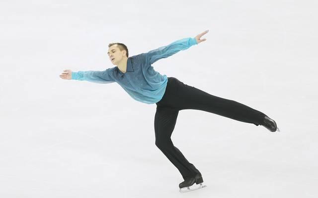 Peter Liebers landete bei den Olympischen Spielen 2014 auf Rang acht