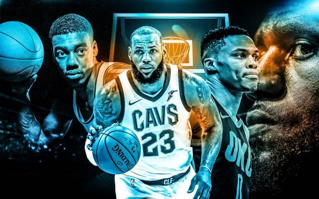 Russell Westbrook klettert in der Königswertung der NBA immer weiter nach oben