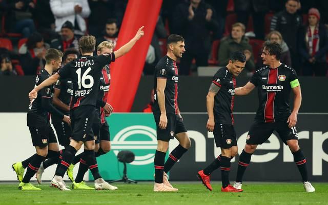 Bayer Leverkusen schlägt den FC Zürich