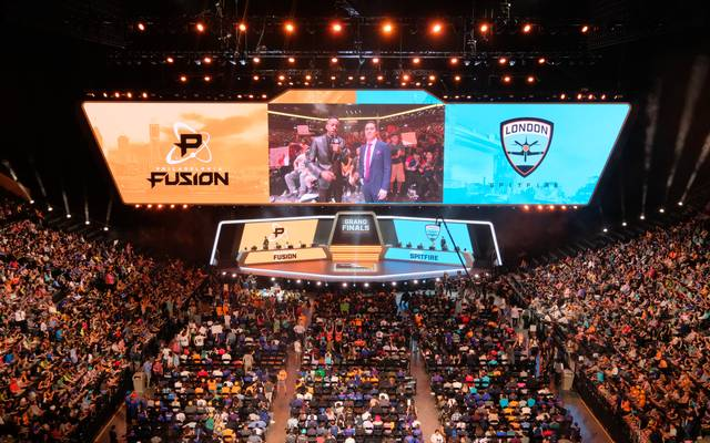 Im Finale der ersten Overwatch Season trafen London Spitfire und Philadelphia Fusion aufeinander