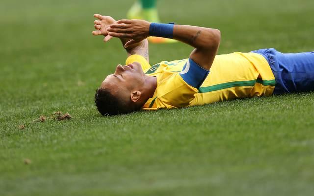 Neymar ist bei der WM wegen seiner Theatralik im Fokus