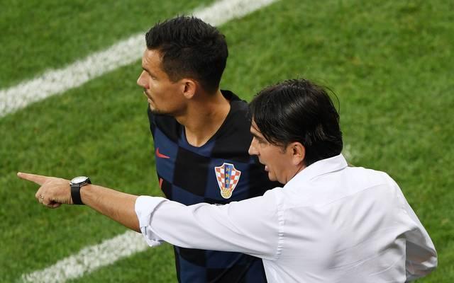 """Kroatien-Coach Zlatko Dalic erwartet gegen Dänemark """"Moment der Wahrheit"""""""