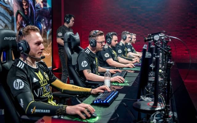 Team Vitality möchte nach der Niederlage im Spring Split das Spiel um Platz drei für sich entscheiden