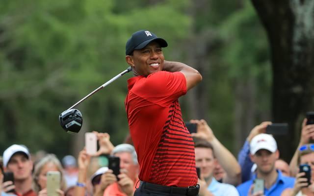 Tiger Woods verpasste beim US-Turnier in Palm Harbor den Sieg nur knapp