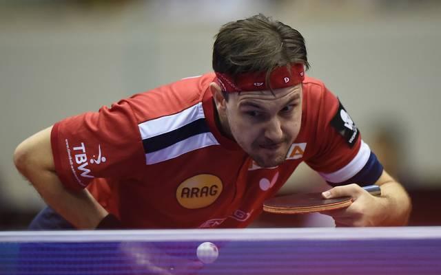 Timo Boll trifft im EM-Halbfinale auf Patrick Franziska