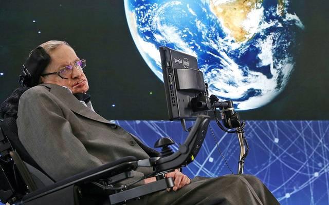 Der Wissenschaftler Stephen Hawking starb im Alter von 76 Jahren in Cambridge