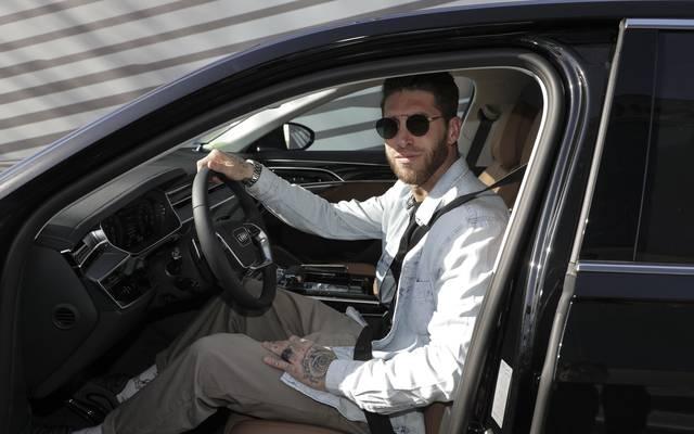 Sergio Ramos wählte nicht das preisgünstigste Audi-Modell