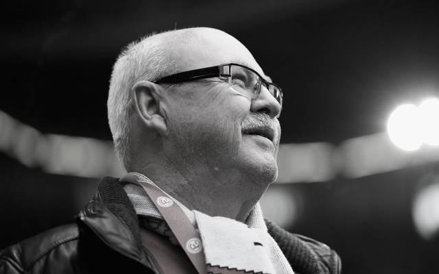 Wolf Werner war von 2007 bis 2014 Manager von Fortuna Düsseldorf