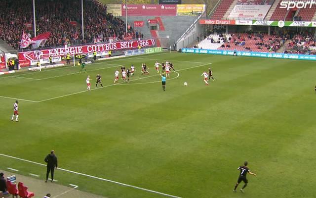 Jan Löhmannsröben trifft in Cottbus spät für Kaiserslautern