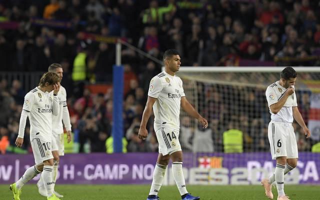 Copa del Rey mit Real Madrid und FC Barcelona Live im Stream, Ticker