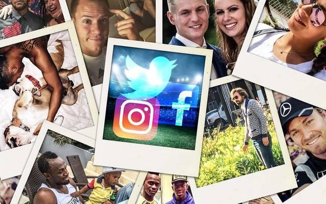 Die besten Social-Bilder der Sport-Stars