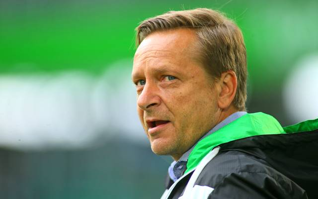 Horst Heldt ist aktuell Manager bei Hannover 96