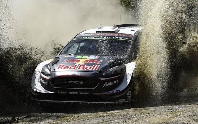 Sebastien Ogier hat in der WRC ein Tabu gebrochen