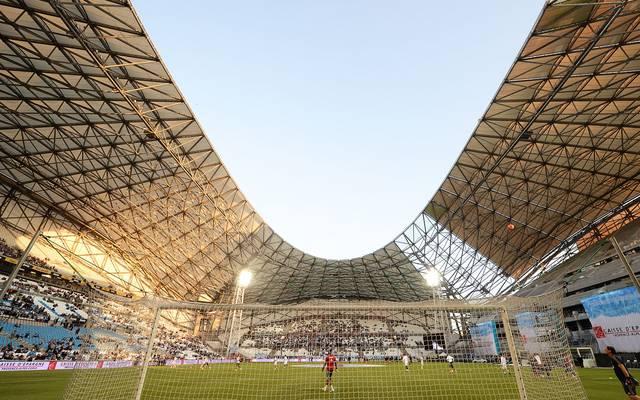 Vereinslogo von Olympique Marseille