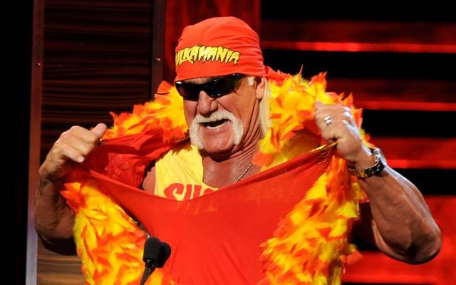Hulk Hogan wurde im Jahr 2015 von der Wrestling-Liga WWE gefeuert