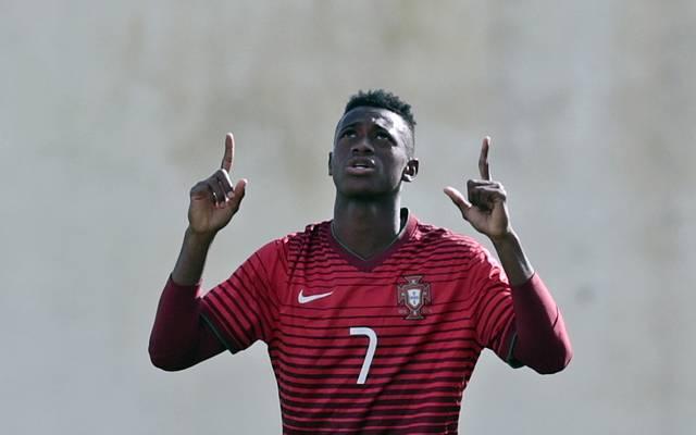Umaro Embalo steht offenbar im zweiten Anlauf vor einem Wechsel zu RB Leipzig
