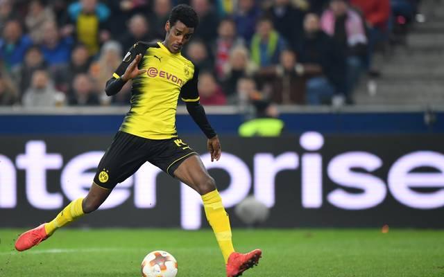 BVB: Alexander Isak in UEFA Youth League nicht spielberechtigt